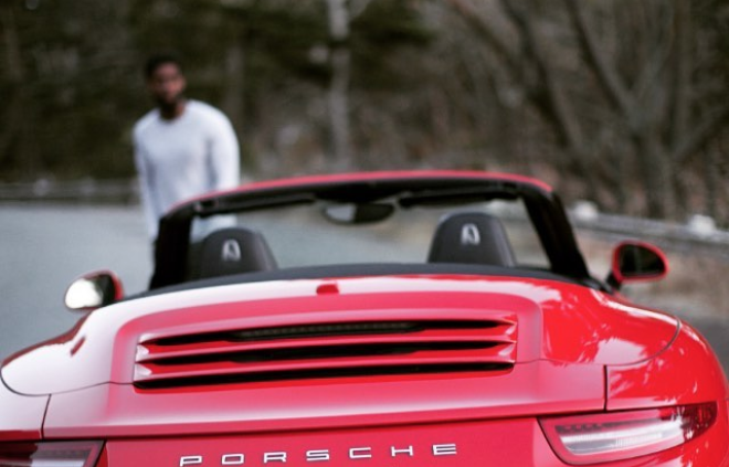 Tyson and Porche